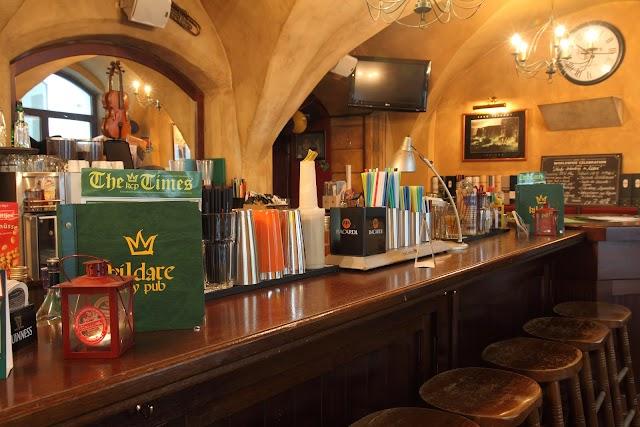 Kildare City Pub