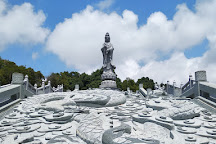Kwan Im Goddess Statue, Belitung Island, Indonesia