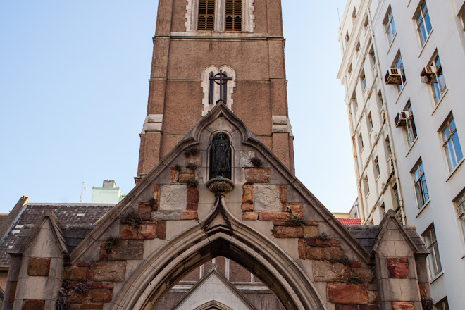 The Cathedral Church of St Mary the Virgin, Port Elizabeth, South Africa