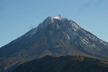 Vilyuchik Volcano, Petropavlovsk-Kamchatsky, Russia