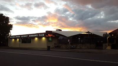 Muswellbrook & District Workers Club