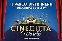 Cinecitta World, Rome, Italy