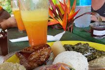 Moorea Tropical Garden, Moorea, French Polynesia