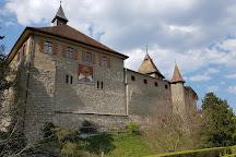 Castle Kyburg, Winterthur, Switzerland