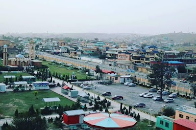 Khost City Centre Hotel in nanwaei