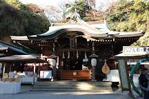 Kodama Shrine, Fujisawa, Japan