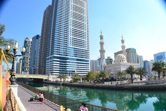 Al Qasba Canal