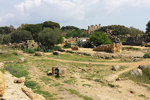 Temple of Olimpic Jupiter , Agrigento, Italy