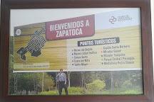 La Casa Del Quijote, Zapatoca, Colombia