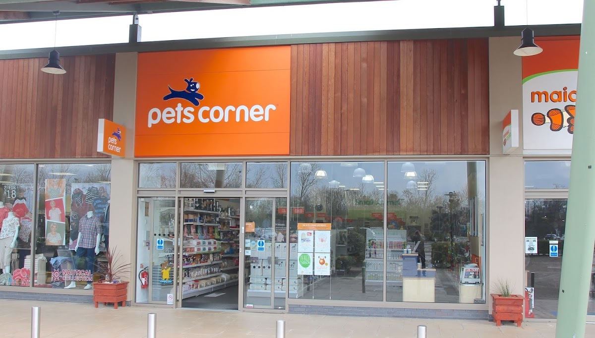 Pets Corner Peterborough store