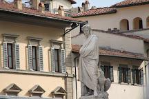 Monumento a Dante Alighieri, Florence, Italy