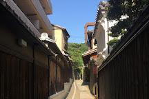 Ishibe Alley, Kyoto, Japan