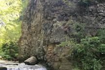 Maniava Waterfall, Manyava, Ukraine