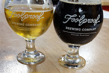 Foolproof Brewing Company, Pawtucket, United States