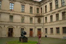 National Gallery Salm Palace, Prague, Czech Republic