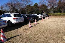 Shiokaze Park, Shinagawa, Japan