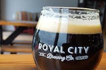 Royal City Brewing Company, Guelph, Canada