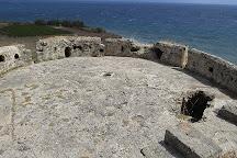 Koroni Castle, Koroni, Greece