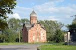 Церковь Петра и Павла в Кожевниках, Волховская улица, дом 2 на фото Великого Новгорода