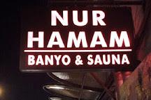 Nur Hamam, Istanbul, Turkey