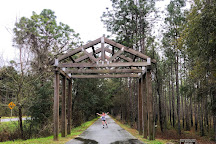 Tallahassee-St. Marks Historic Railroad State Trail, Tallahassee, United States