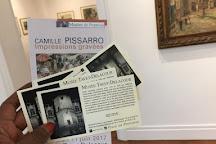 Musee Tavet, musee Camille Pissaro, Pontoise, France