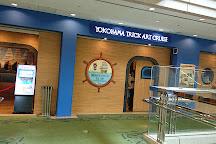 Yokohama Trick Art Cruise, Minatomirai, Japan