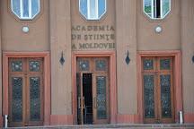 Botanical Garden of the Academy of Sciences of Moldova, Chisinau, Moldova
