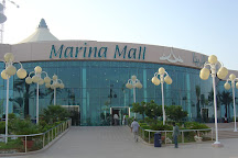Dubai Marina Mall, Dubai, United Arab Emirates