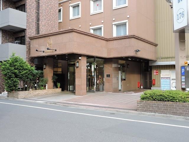 Toyoko INN Tokyo Station Shin-Ohashi before