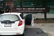 Phuket Shooting Range, Phuket Town, Thailand