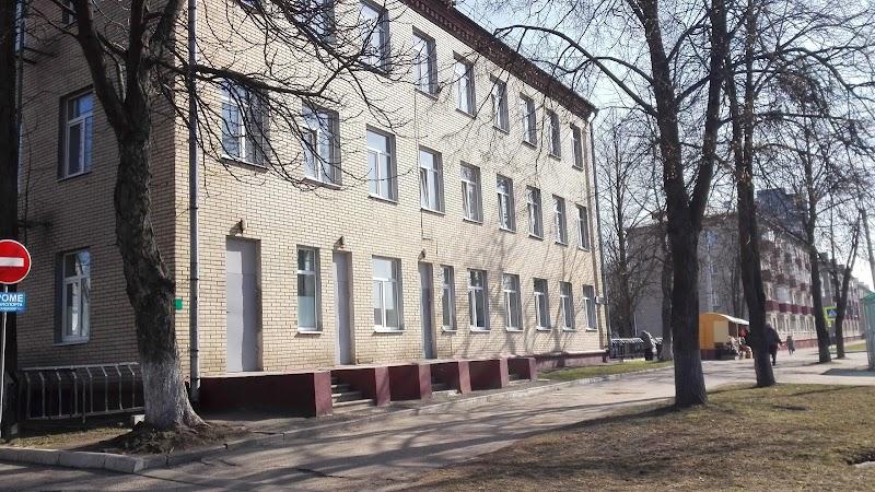 Поликлиника № 15 на фото