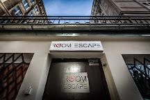 Room Escape Warszawa, Warsaw, Poland