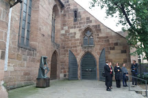 St. Klara Church, Nuremberg, Germany