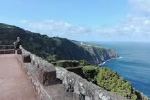 Viewpoint of Ponta da Madrugada, Nordeste, Portugal