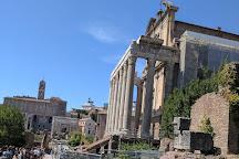 Tempio di Romolo, Rome, Italy