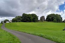 Crookston Castle, Glasgow, United Kingdom
