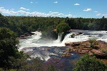 Velha Waterfall, Mateiros, Brazil
