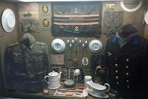 La Vallette Underground Military Museum, St Peter Port, United Kingdom
