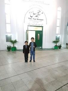 Nusrat Mosque chiniot