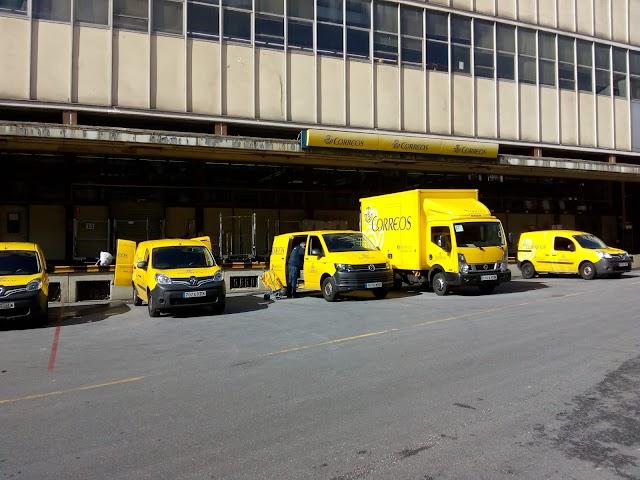 Parking Saba Estación Tren Bilbao