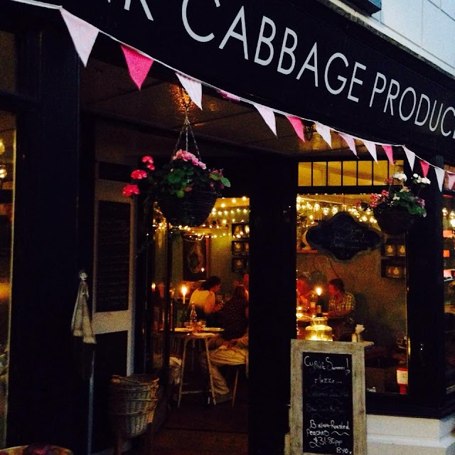 The Pink Cabbage Produce Company