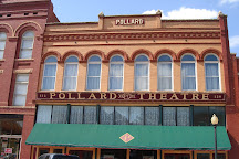 Pollard Theatre, Guthrie, United States