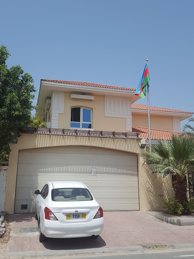 Consulate General of Azerbaijan