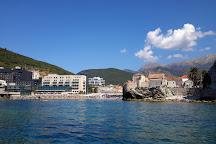 Slovenska Beach, Budva, Montenegro