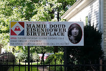 Mamie Doud Eisenhower Birthplace, Boone, United States
