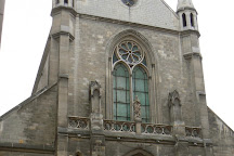 Eglise Saint Joseph Artisan, Paris, France