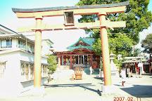 Anamori Inari Shrine, Ota, Japan