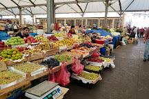 Yashil (Green) Bazaar, Baku, Azerbaijan