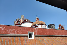 Church of Santo Domingo (Iglesia de Santo Domingo), Puebla, Mexico
